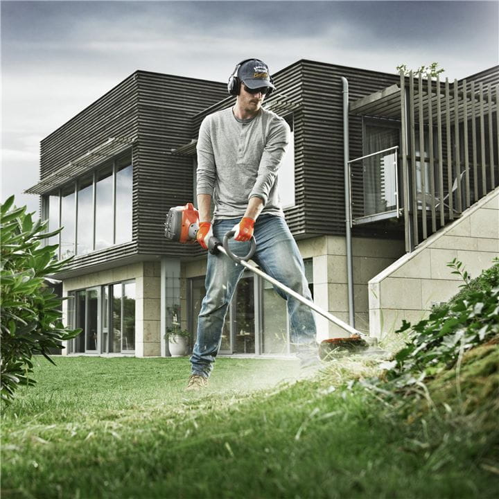 Be ready for work whenever with the Smart Start® function in your Husqvarna Grasstrimmer